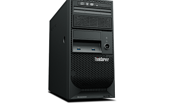 How to enter the BIOS on the Lenovo TS140 server | Managed IT
