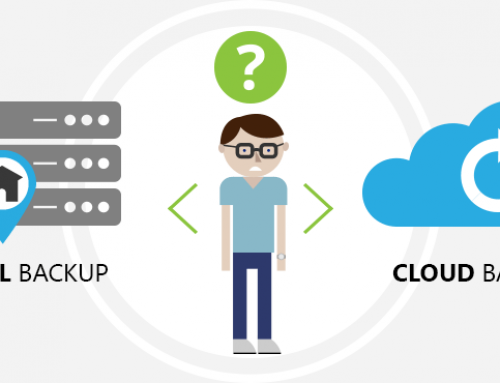 Hosted Servers, Cloud Storage and Backup Solutions